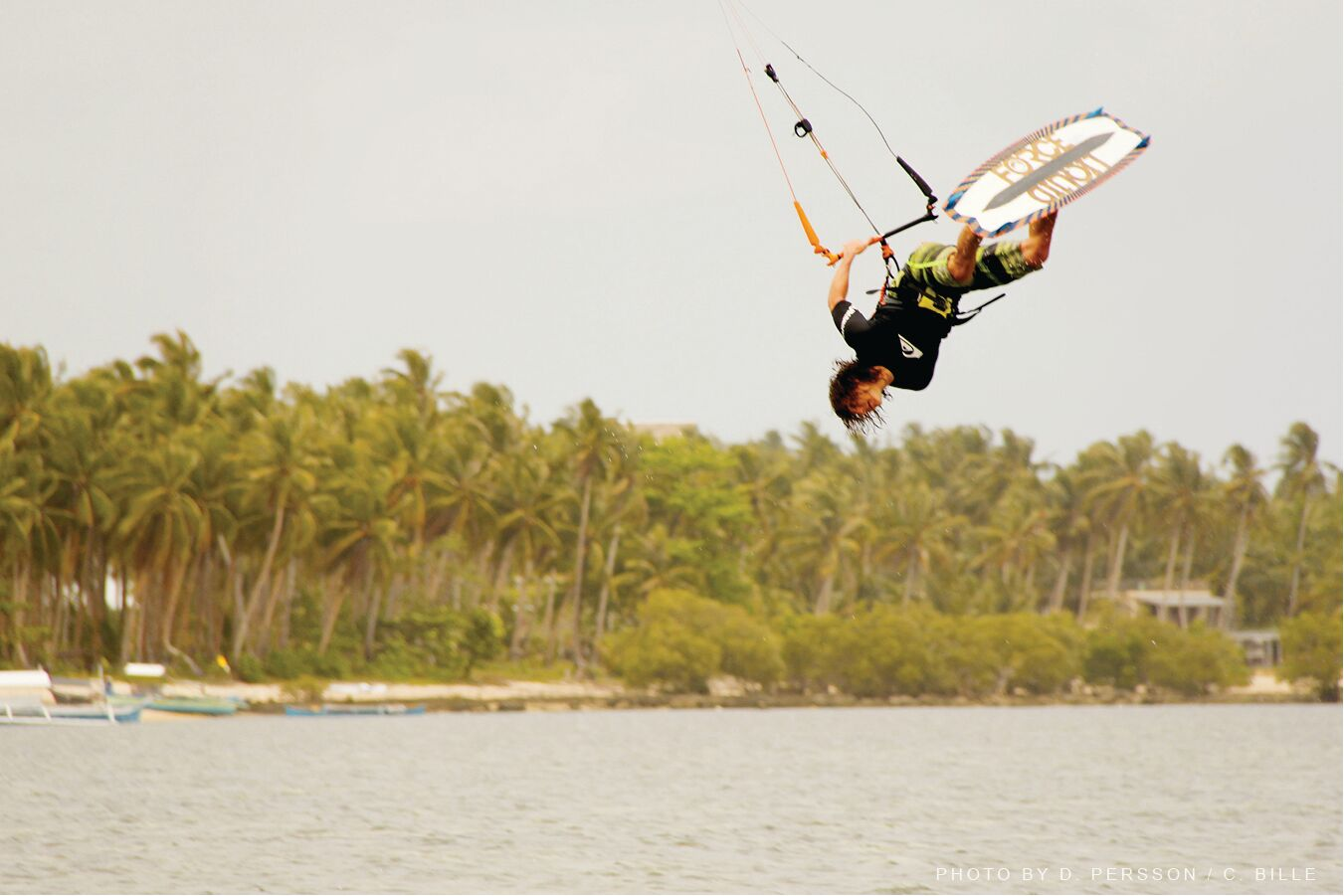Kiteboarding General Luna, Siargao